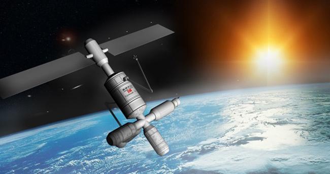 Türksat 4B uydusu uzaya fırlatılıyor canlı yayın