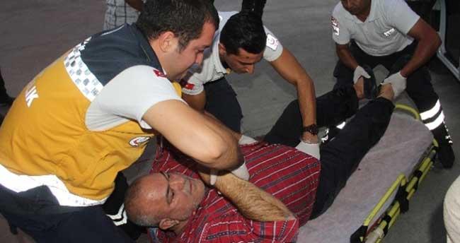 Bacağından vurulan iş adamı ameliyatta kalp krizinden öldü