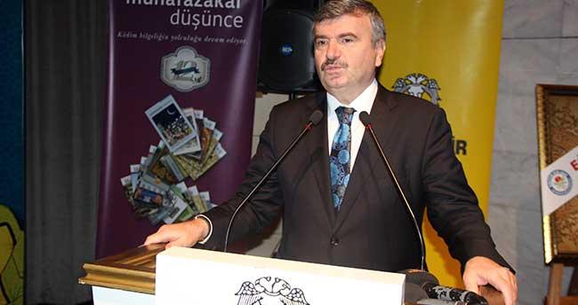 """Konya'da """"İslam Medeniyetini Kuran Düşünürler"""" Sempozyumu"""