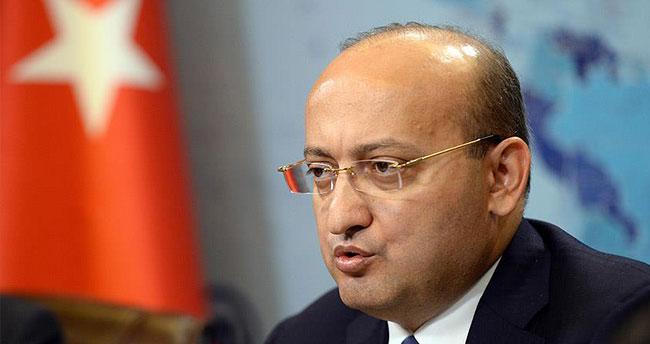'Mehmetçik teröristlere gereken cevabı vermektedir'