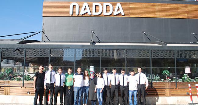 Nadda Cafe Bistro açıldı