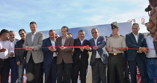 Seydişehir Hububat ve Ticaret Borsası açıldı