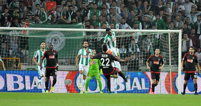 Torku Konyaspor: 2 – Gaziantepspor: 1