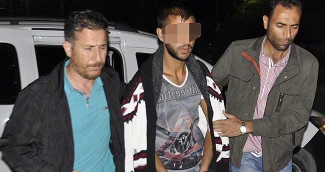 Uyuşturucu sattığı iddiasıyla tutuklandı