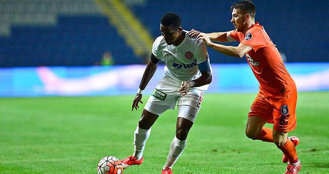 Antalyaspor'un galibiyet hasretini Eto'o bitirdi