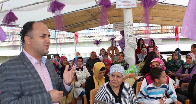 Beyşehir Belediyesi'nden kadın işçilere ödül