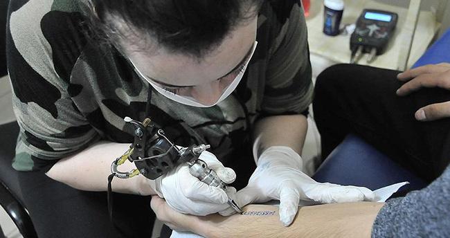 Bu dövme hayat kurtarıyor