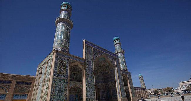 Orta Asya'nın medeniyet eşiği Herat asırlara meydan okuyor