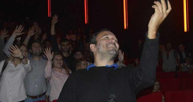 Ali Sunal'dan Bursa'ya 'Hayat Öpücüğü'