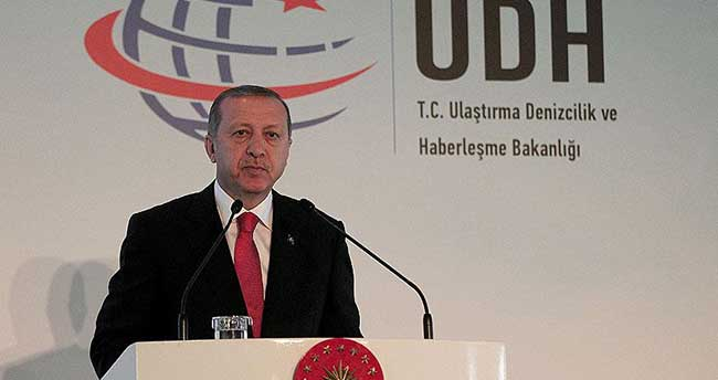 Erdoğan: 3. havalimanı Türkiye'nin bu alandaki en büyük yatırımı