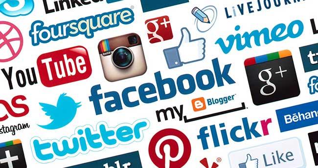 Partiler 'gençler' için sosyal medyada aktif
