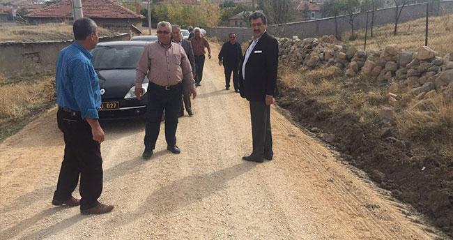 Başkan Kale mahalle ziyaretlerini sürdürüyor