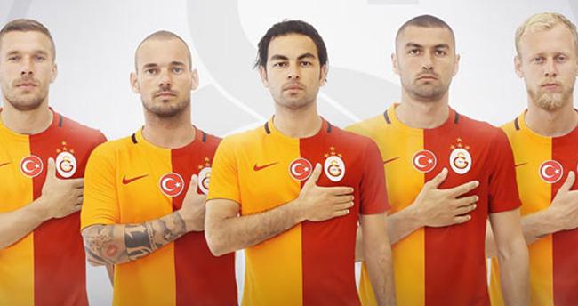 Galatasaray forma sponsorunu buldu!