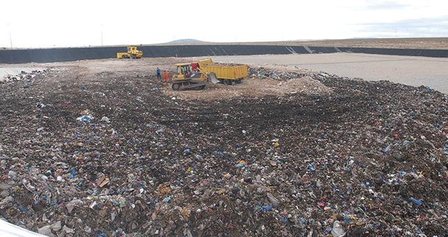 Karaman Belediyesi çöpten elektrik üretiyor