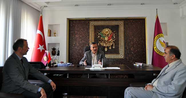 Başkan Tutal'a KYK'dan Ziyaret