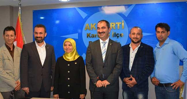 BBP'den AK Parti'ye geçtiler