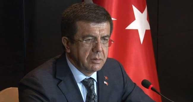 Bakan Zeybekci: 'Türkiye'ye hiçbir şey olmaz'