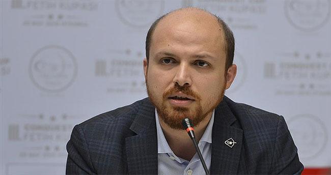 Bilal Erdoğan: Başka vatanım yok
