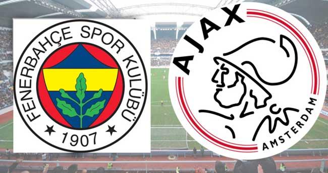 Fenerbahçe – Ajax maçı hangi kanalda ne zaman saat kaçta?