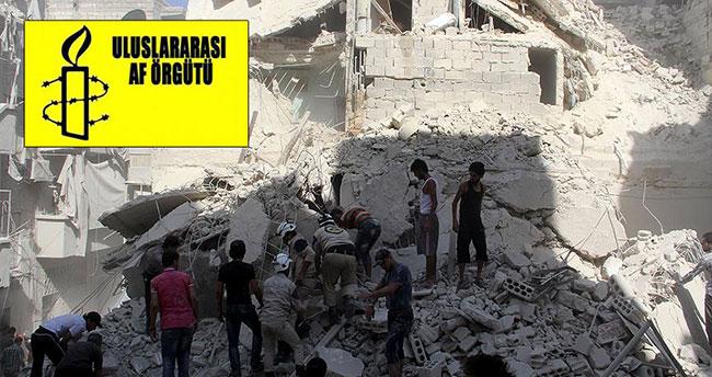 Fransa'ya Esed'i cezalandırma çağrısı