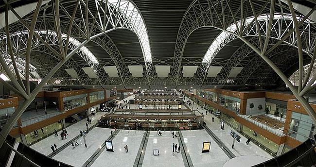 Sabiha Gökçen Uluslararası Havalimanı'nda arıza