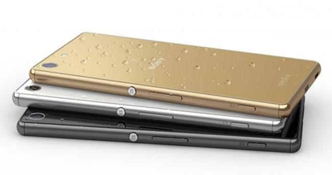 Sony Xperia M5 selfie tutkunları için geliştirildi.