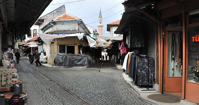 Akşehir'deki Tarihi Arasta Restore Edilecek