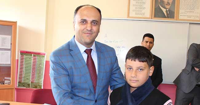 Beyşehir Belediye Başkanı Özaltun, öğrencilerle buluştu