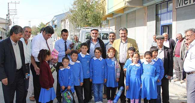 Cihanbeyli Belediye Başkan Kale, yatırımları inceledi