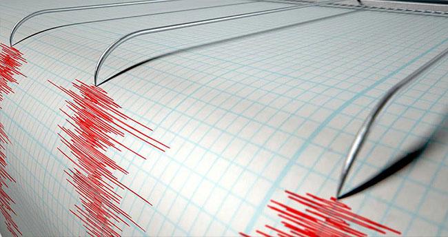 İzmir'de 3,9 büyüklüğünde deprem