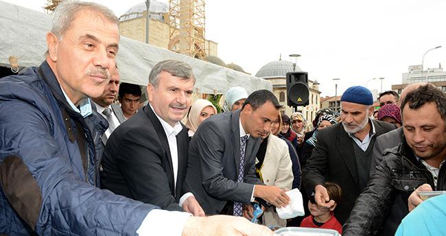 Konya'da Aşure Geleneği Yaşatıldı
