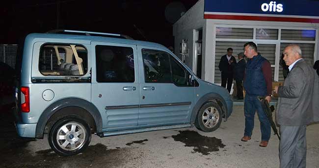 MHP milletvekili adayına silahlı saldırı