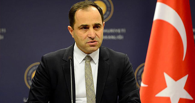 'Türkiye'nin Suriye konusunda üzerinde durduğu hedefler belli'