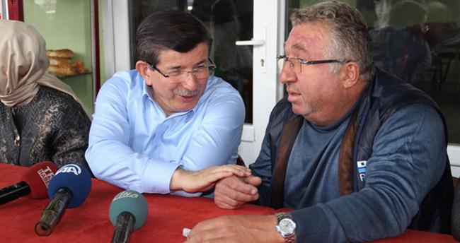 Başbakan Davutoğlu'dan çiftçilere müjde