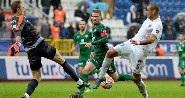Bursaspor Kasımpaşa deplasmanında 1-0 kazandı