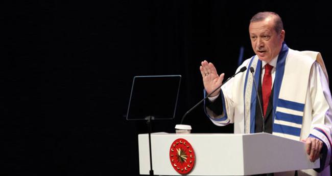 Erdoğan: 'İnsanlık bunu da gördü'
