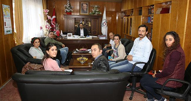 """Hadim'de """"Halk Kültürü Saha Araştırması"""" yapıldı"""