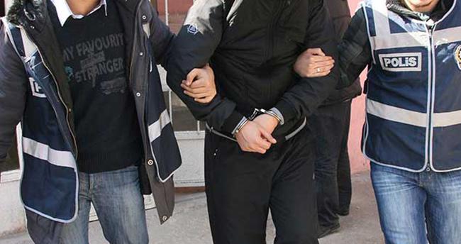 Konya'daki terör operasyonunda 7 kişi tutuklandı