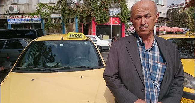 Konyalı Taksici Fazla Para Veren Müşterisini Arıyor