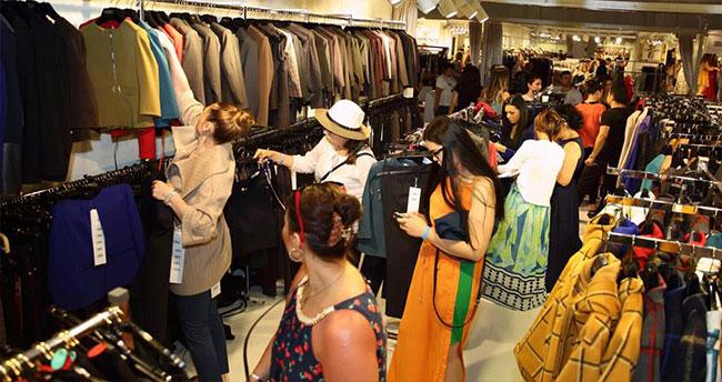 'Hazır giyim ihracatında kayıp, 1,8 milyar doları buldu'