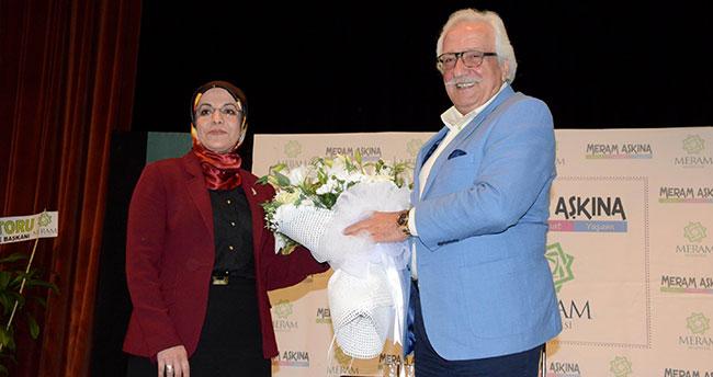 Meram'da Yavuz Bahadıroğlu seminerleri başladı