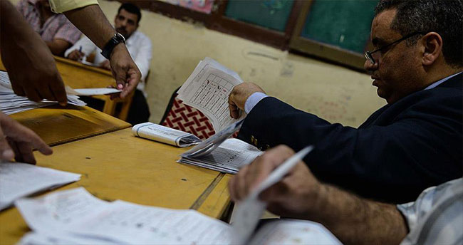 Mısır'daki seçimlerde usulsüzlük iddiası