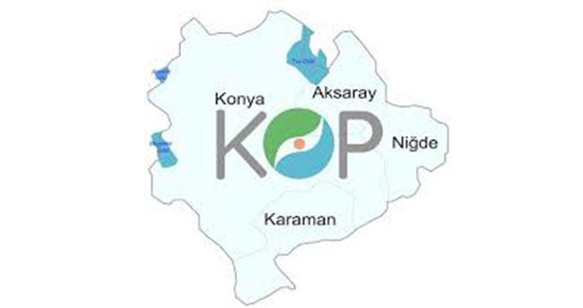 Seydişehir'de KOP toplantısı düzenlendi