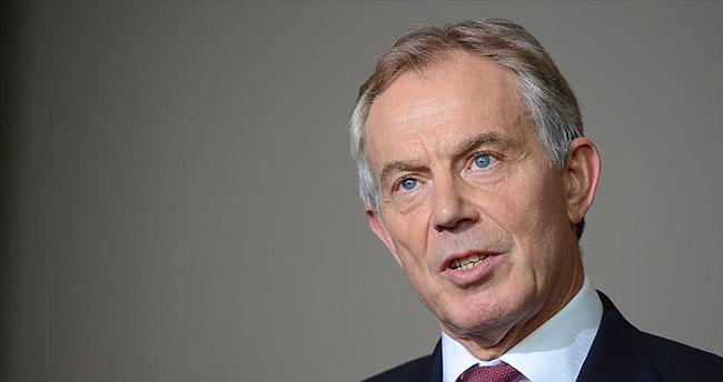 Tony Blair'den Irak özrü