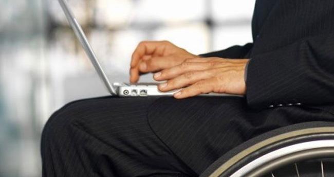 Engellilere kamuda iş müjdesi
