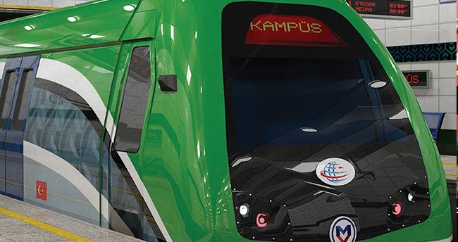 Konya metroları için ilk adım atıldı
