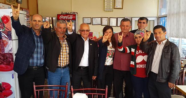 """Milletvekili Gönen: """"MHP İktidara Yürüyor"""""""