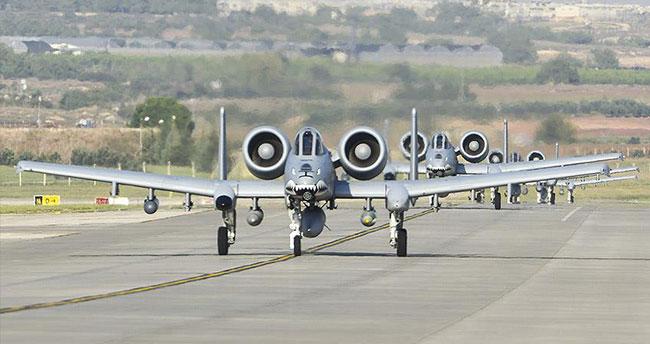 'ABD DAEŞ'e karşı saldırılarını artıracak'