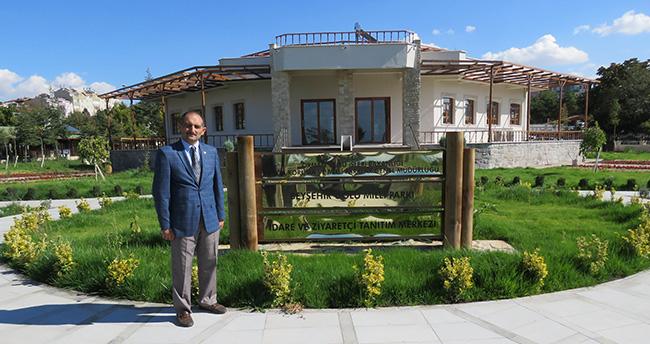 Beyşehir Gölü Milli Parkı İdare ve Ziyaretçi Tanıtım Merkezi Hizmete Girdi