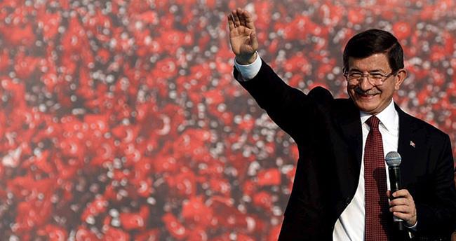 Davutoğlu'ndan kritik miting kararı!